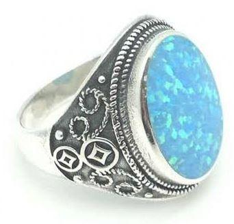 anillo turco falso