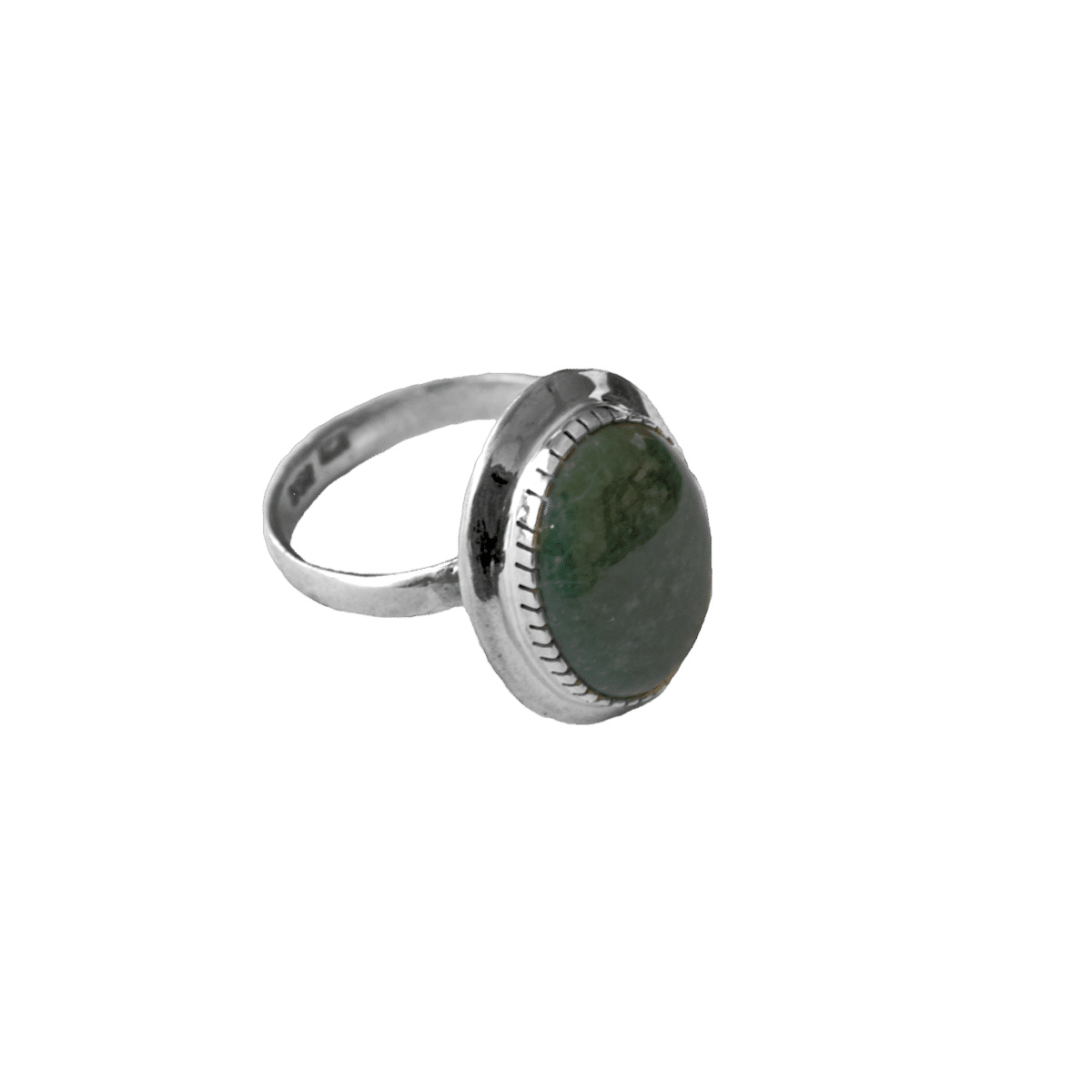 anillo plata jade maya bosque 1
